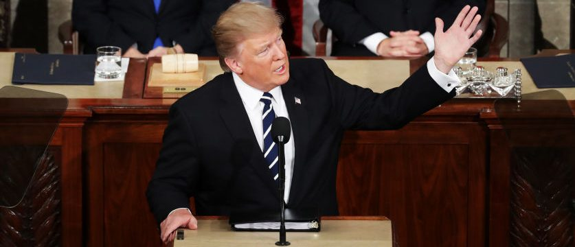 KOLB: What Could Sink President Trump? A World Awash In Debt