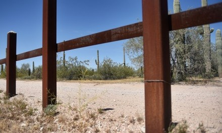DHS Keeps Mileage of New Border Wall Construction a Mystery