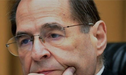 Video: Jerry Nadler Appears to Nearly Pass out at Press Conference