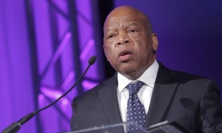 John Lewis: 'I Cried' When Trump Said, 'Good People on Both Sides' | Breitbart