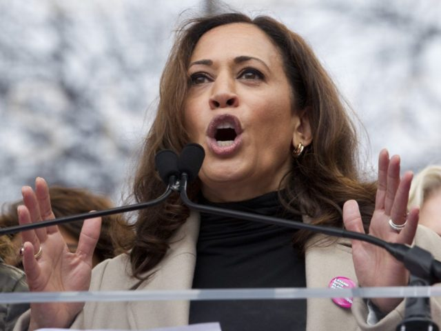 Harris: I Support Illegal Aliens Having Full Access to Health Care | Breitbart