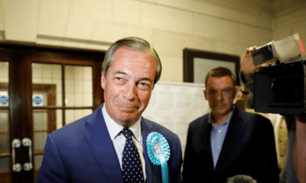 Farage Declares 'History Has Been Made' After Brexit Party Victory