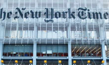 NYT Editorial Blames Trump For Paper's Decision To Publish Anti-Semitic Cartoon