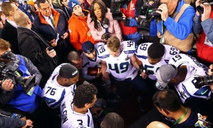 FACT CHECK: Did The Seattle Seahawks Burn An American Flag?