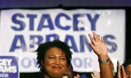 Stacey Abrams on Election Loss: Makes Breitbart News 'Crazy' that 'We Won'