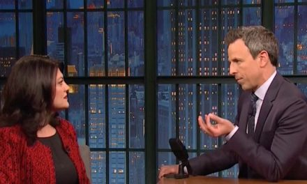 Rashida Tlaib to Seth Meyers: 'Racist Idiots' Took My Holocaust Comments Out of Context