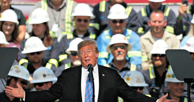 Trump Mocks Green New Deal, Celebrates 'America First' Energy Boom