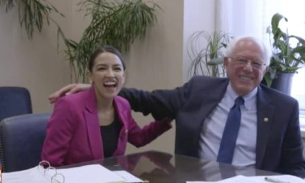 AOC Calls Out Politico for Antisemitic Sanders Tweets