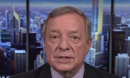 Durbin: Trump 'Loses It, Gets all Googly Eyed' over Putin | Breitbart