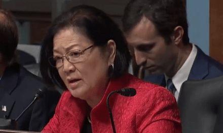 WATCH: Sen. Mazie Hirono accuses AG Barr of lying to Congress. Chairman Lindsey Graham is having none of it.