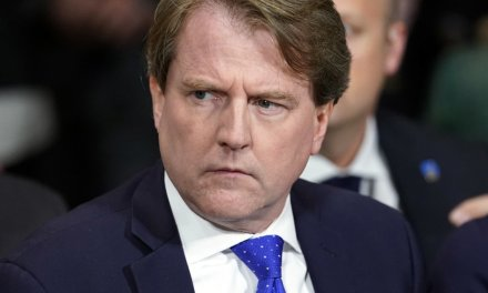 White House instructs Don McGahn to refuse to comply with congressional subpoena; Dems reportedly considering holding him in contempt