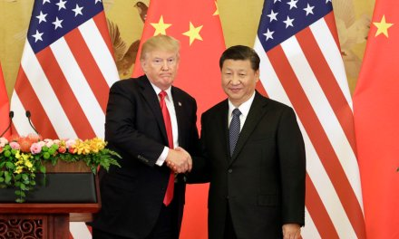 President Trump says China is waffling on trade talks because it wants to deal with Biden or another 'very weak' Democrat