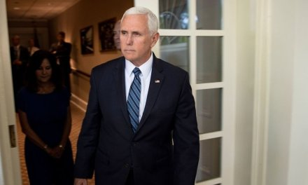 Vice President Pence announces Trump administration will fight back against lower courts' nationwide injunctions