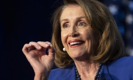Nancy Pelosi jokes about sending Sec. Mnuchin to jail — and the rest of the Trump admin too