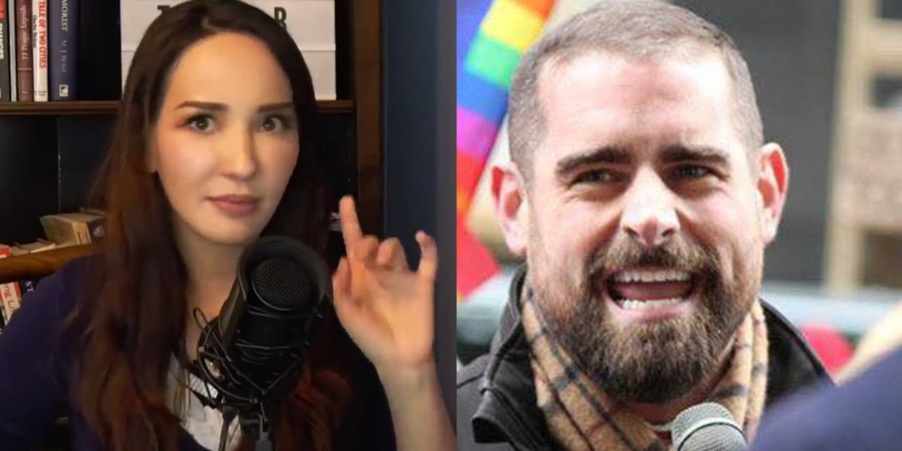 Hey Brian Sims, you won't change minds by berating people: BlazeTV host Lauren Chen on abortion debate
