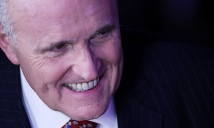 Democrats are outraged at Giuliani's 'stomach-turning' mission to hurt Biden's campaign