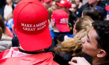 Sports writer boasts of screaming at a man for wearing a MAGA hat at a jazz festival