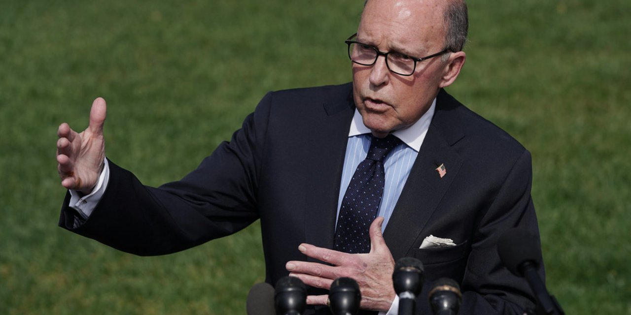 White House economic adviser Larry Kudlow admits US consumers will pay for Trump's tariffs
