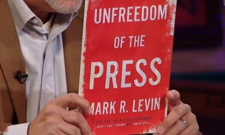 Mark Levin: Order your copy of 'Unfreedom of the Press' now