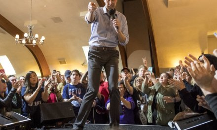 MSNBC host to Beto O'Rourke: Don't apologize for being white