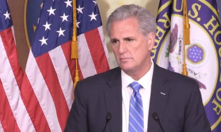 WATCH: House GOP leader Kevin McCarthy says Alabama abortion law 'goes further than I believe'