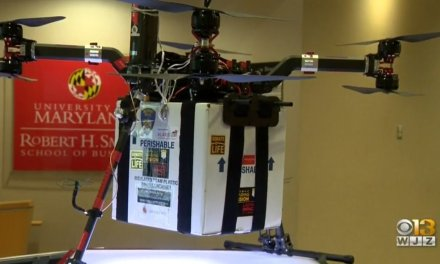 University successfully transports donor kidney by drone
