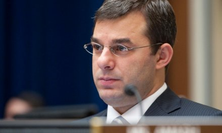 Rep. Justin Amash breaks with GOP, claims President Trump 'has engaged in impeachable conduct'