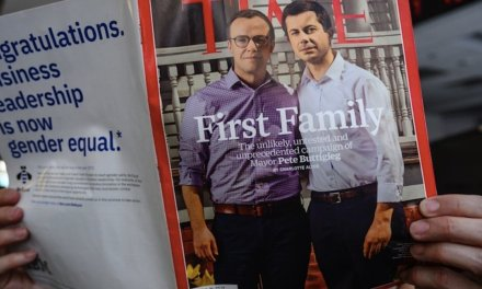 Time cover photo of Mayor Pete Buttigieg and husband is sign of 'heterosexuality without straight people,' according to 'queer' essayist