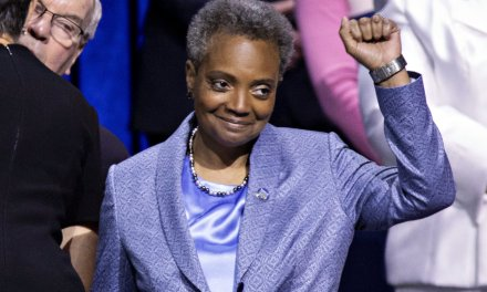 New Chicago mayor doesn't want Chicago police to protect her 'because it's a very dangerous time in our country'