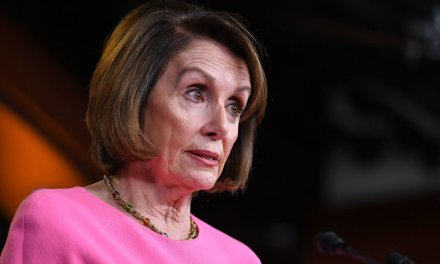 Nancy Pelosi says she wishes President Trump's family would stage 'an intervention for the good of the country'