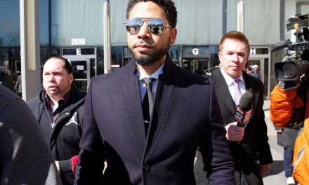 Jussie Smollett's case records were unsealed because he kept doing interviews about the incident