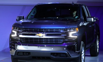 General Motors recalls hundreds of thousands of trucks over risk of fire