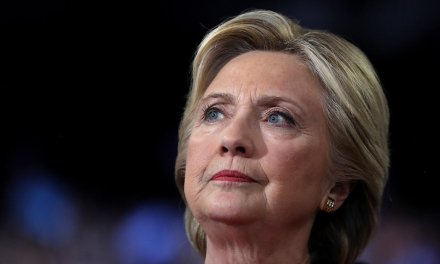 Someone thought it was a good idea to have Hillary Clinton keynote a cyberdefense event
