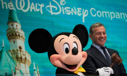 WTF MSM!? Disney won't stop filming in Georgia and Bob Iger knows it