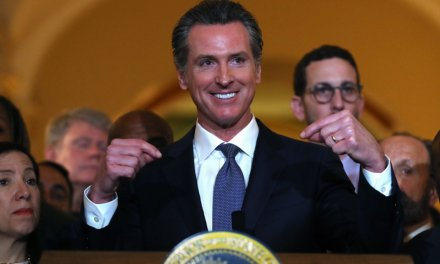 California Gov. Newsom welcomes women to his state for abortions