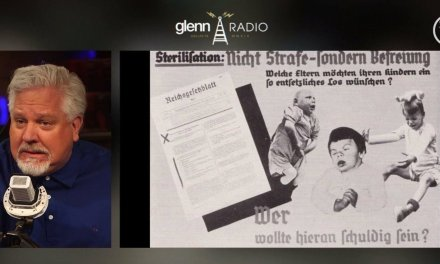 Glenn Beck: Nazi propaganda posters show how today's abortion debate has taken an evil turn