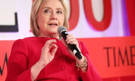 Hillary Clinton outright suggests 2016 election was 'stolen' from her