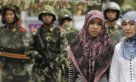 Gordon Chang: Muslim 'Concentration Camps' Delegitimize China