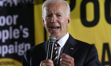 Biden not apologizing for remarks on segregationist senators
