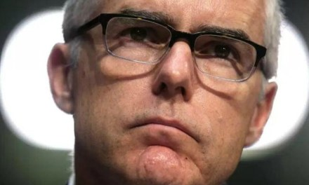 McCabe: Trump's Foreign Dirt Comments 'Reaffirm' Concern He Is a Threat to National Security | Breitbart