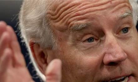 Biden Pledges to Not Accept Campaign Information from Foreign Countries