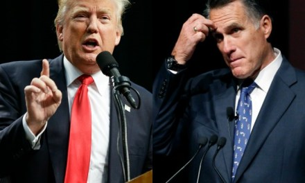 Mitt Romney Refuses to Say if He Will Endorse Donald Trump in 2020