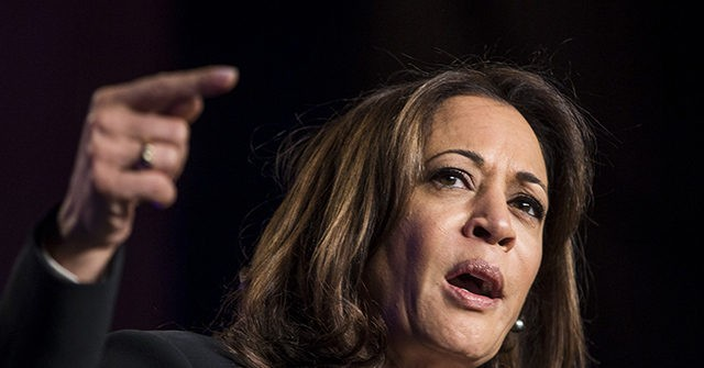 Kamala Harris: I Will Not Let Trump Take America Back to Before Same-Sex Marriage Was Legal | Breitbart