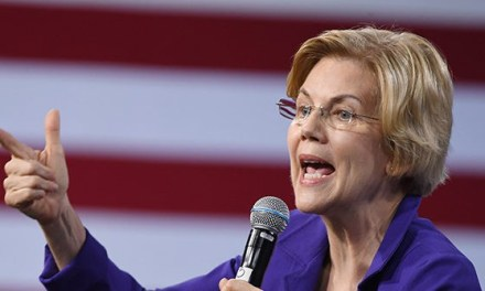 Warren: Trump 'Perfectly Willing to Break the Law as Long as It Helped' Him   Breitbart