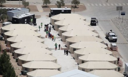 Massive Migrant Crossings Lead to Another Shelter Opening in Arizona