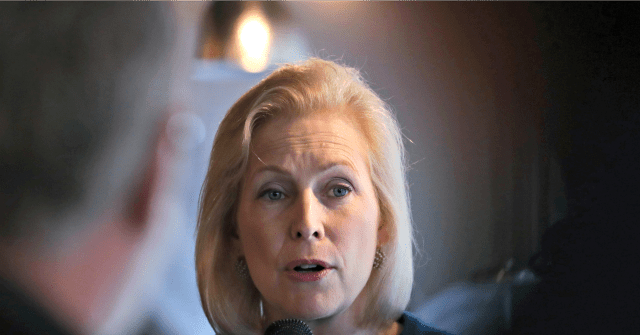 Gillibrand Pleads for Donations, Claims Indifference Is Due to Her Gender