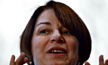 Klobuchar: 'I Am Happy' to Be Polling at 2 Percent | Breitbart