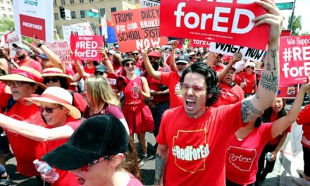 WV #RedforEd Rally Fails to Intimidate State Legislature