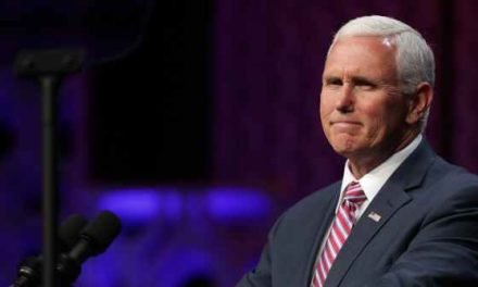 Pence 'Vindicated' on Syrian Refugees After Foiled Church Bomb Plot