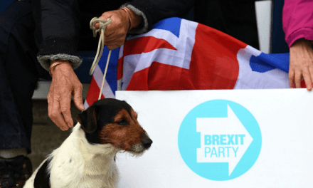 'Historic Moment' as Brexit Party Tops Westminster Polls for the First Time